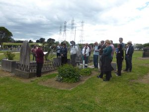 For some the bell tolled: a World War 1 walk in Harkaway Cemetery